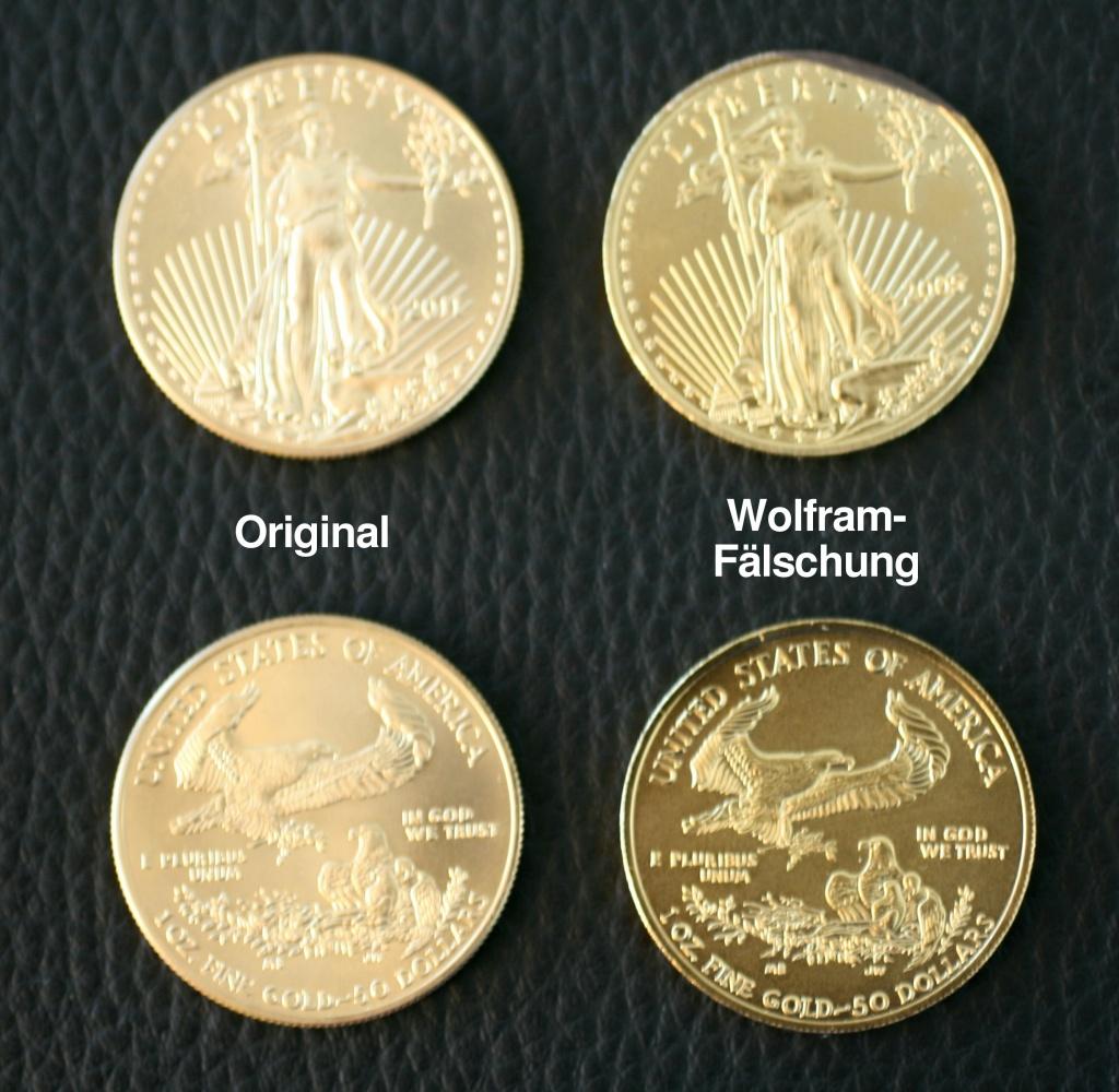 Goldfälschungen Ii Fake Gold Part Ii