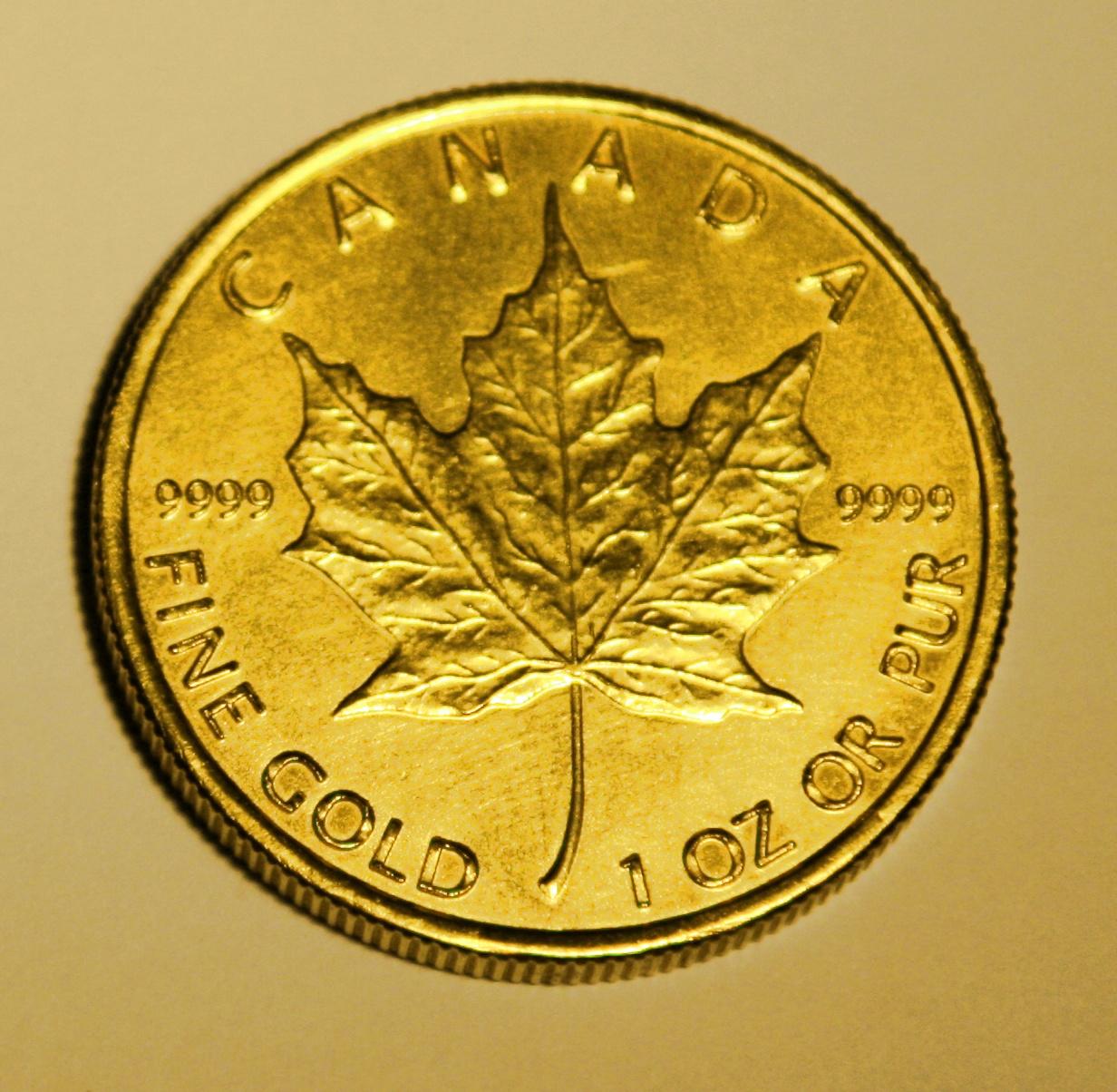 Goldfälschungen II - Fake gold-Part II